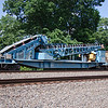 Georgetown Rail Equipment Company Dump Train No. 9900