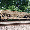 Georgetown Rail Equipment Company Dump Train Hopper No. 2262