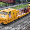 Herzog Contracting Corporation Multi-Purpose Machine Self-Propelled Train Cabcar No. 1980