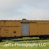 Fruit Growers Express 40' Refrigerated Boxcar No. 1580