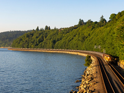 Feature: Railroads of Washington