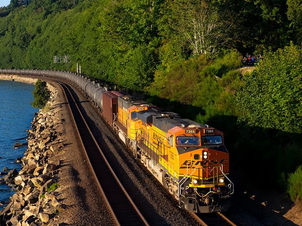 Feature: Railroads of Washington