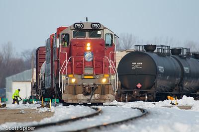 Vermont Railroads 2018