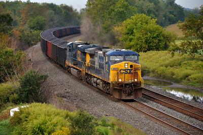 V815 Eastbound Coal Drag