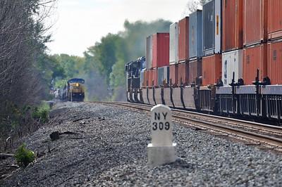 Q151 meets the Q626 at QC309