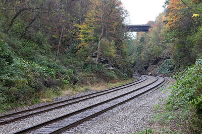 P&W Bakerstown Tunnel