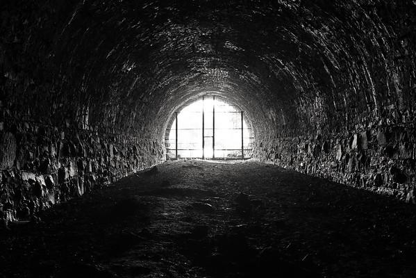 Bow Tunnel - 1864 & 1907 (Tunnelton, PA)