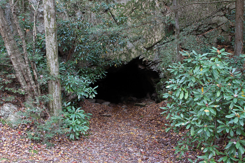 Buck Mountain Coal Co. Gravity Railroad Tunnel