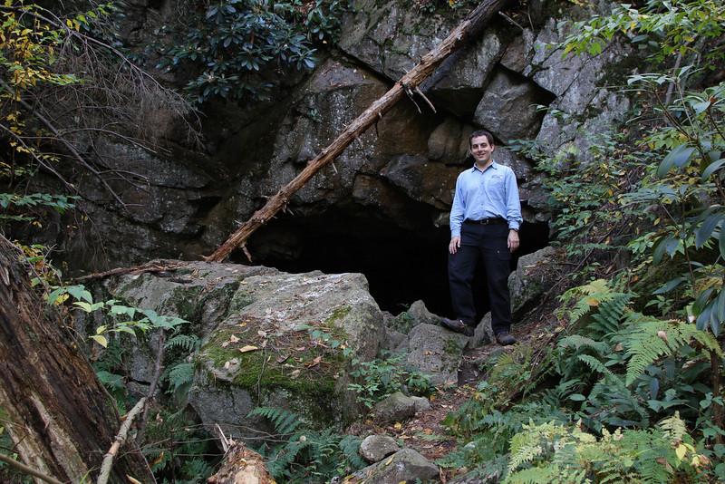 Buck Mountain Coal Co. Gravity Railroad Tunnel