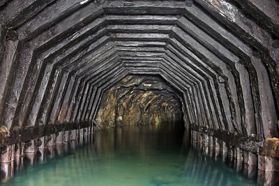 Colorado Midland Hagerman Tunnel (1887-1899)