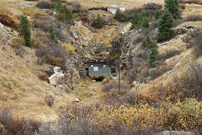 Colorado Midland Busk-Ivanhoe Tunnel (1893-1918)