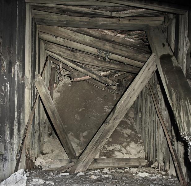 Colorado Midland Busk-Ivanhoe Tunnel (1893-1918)