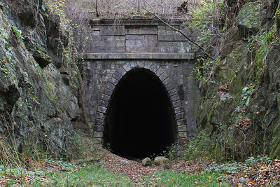 Crozet's Blue Ridge Tunnel