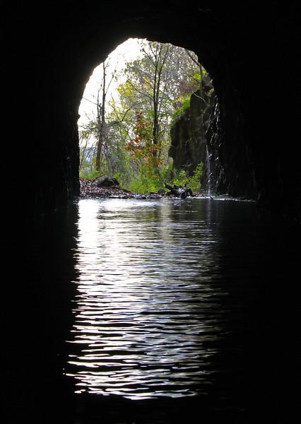 Crozet's Blue Ridge Tunnel
