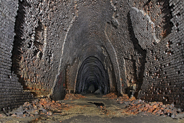 Crozet's Blue Ridge Tunnel (Afton, VA)