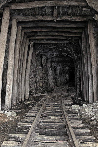 East Broad Top Railroad Sideling Hill Tunnel