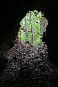 Estelle Mining Co. Railroad Tunnel #6