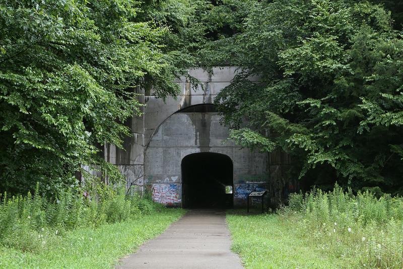 Franklin & Clearfield Railroad Tunnel #1