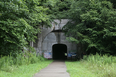 Franklin & Clearfield Railroad Tunnel #1