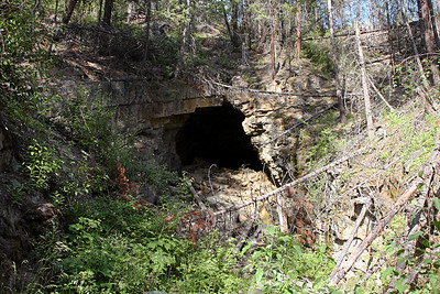 Haskell Pass Tunnel