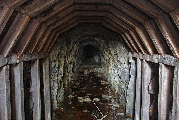 Haskell Pass Tunnel (Kalispell, MT)