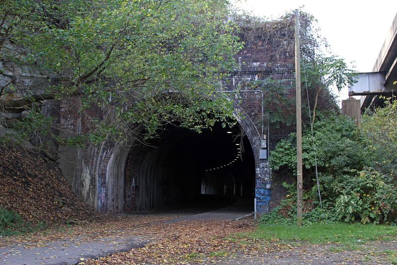 Hempfield Tunnel 1 - Wheeling Tunnel