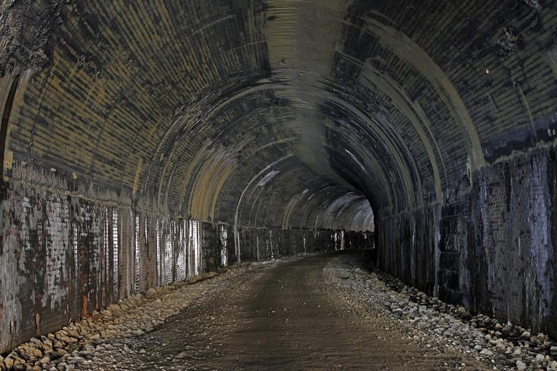 Hempfield Tunnel 2 - West Alexander Tunnel