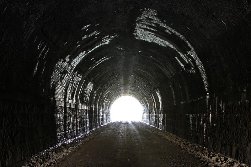 Hempfield Tunnel 4 - McClellan Tunnel