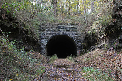 Hempfield Tunnel 2 - West Alexander Tunnel