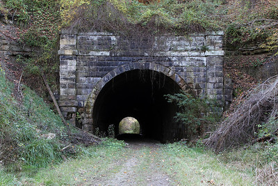 Hempfield Tunnel 4 - McClellan Tunnel