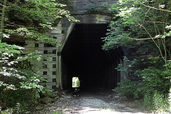 King's Tunnel No. 4 (Mineral, OH)