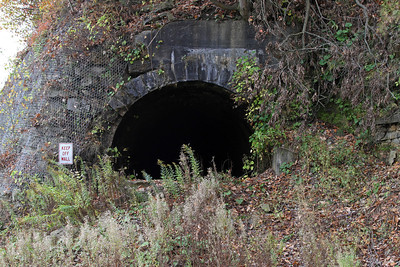 Lake Shore Railroad Tunnel