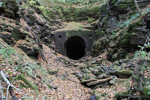 Northfield Tunnel (Merrickville, NY)