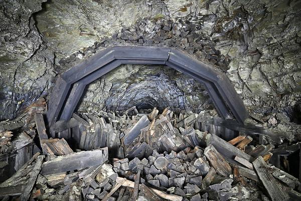 Nehalem Divide Tunnel (Scappoose, OR)