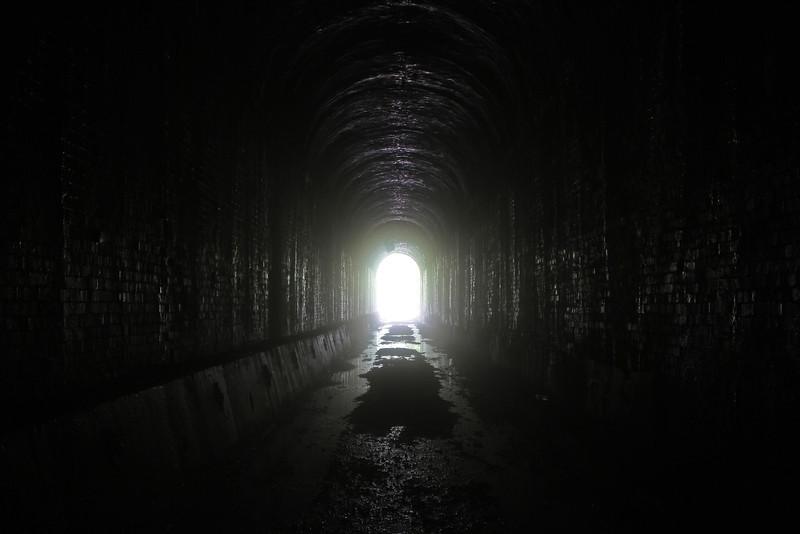 Tunnel 2 (Brandy Gap or Flinderation Tunnel)