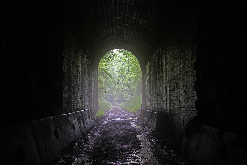 Tunnel 2 (Brandy Gap or Flinderation Tunnel)
