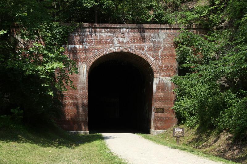 Tunnel 13 (Bonds Creek Tunnel)