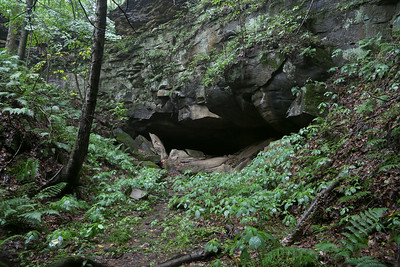 North Shore Railroad Tunnel 2 (East)