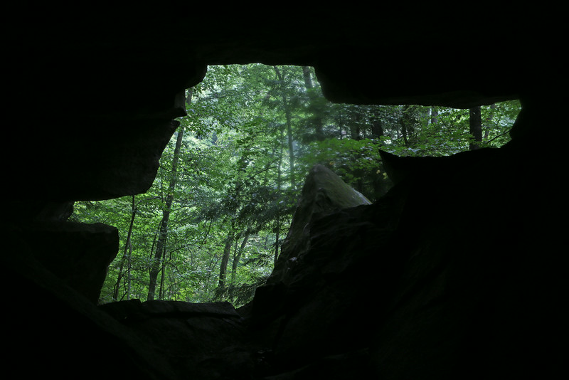 North Shore Railroad Tunnel 1 (West)