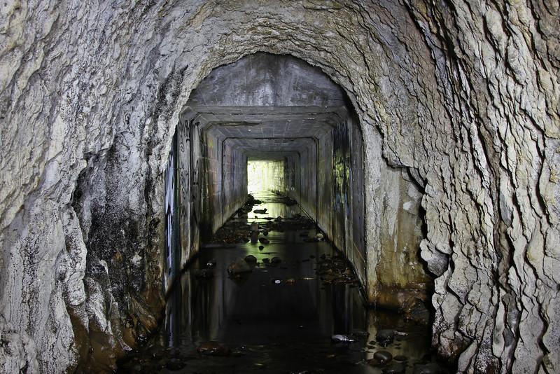 Yellow Bank Creek Tunnel