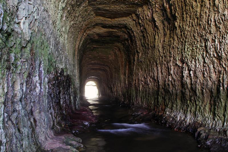 San Vicente Creek Tunnel