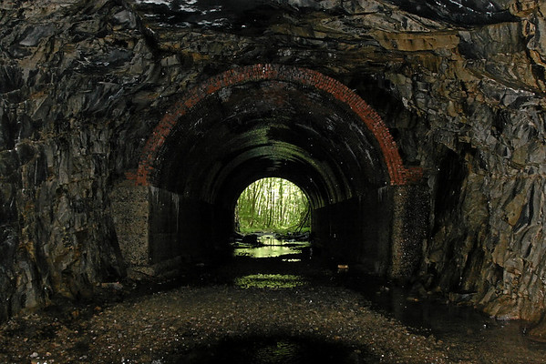 Oxford Tunnel aka Van Nest Gap (Oxford, NJ)