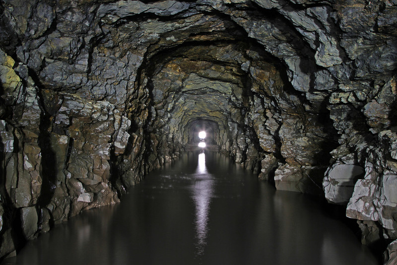 Pennsylvania Coal Co. Gravity Railroad Tunnel