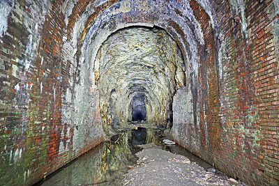 TAG Pigeon Mountain Tunnel