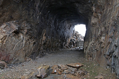 Rollins Pass Needle Eye Tunnel