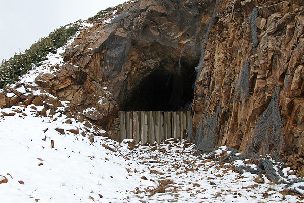 Rollins Pass Tunnels (2 near Winter Park, CO)