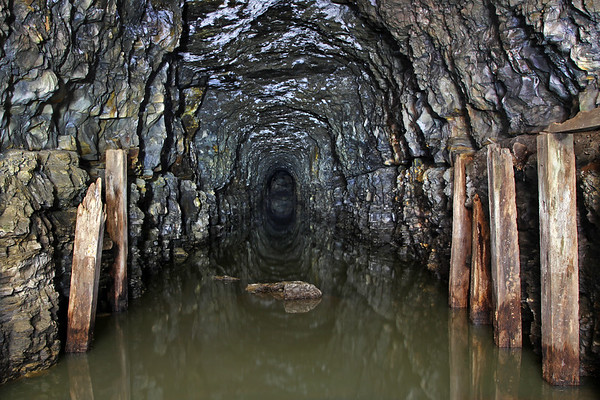 Negro Mountain Tunnel (Somerset, PA)