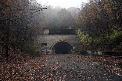 Rays Hill Tunnel
