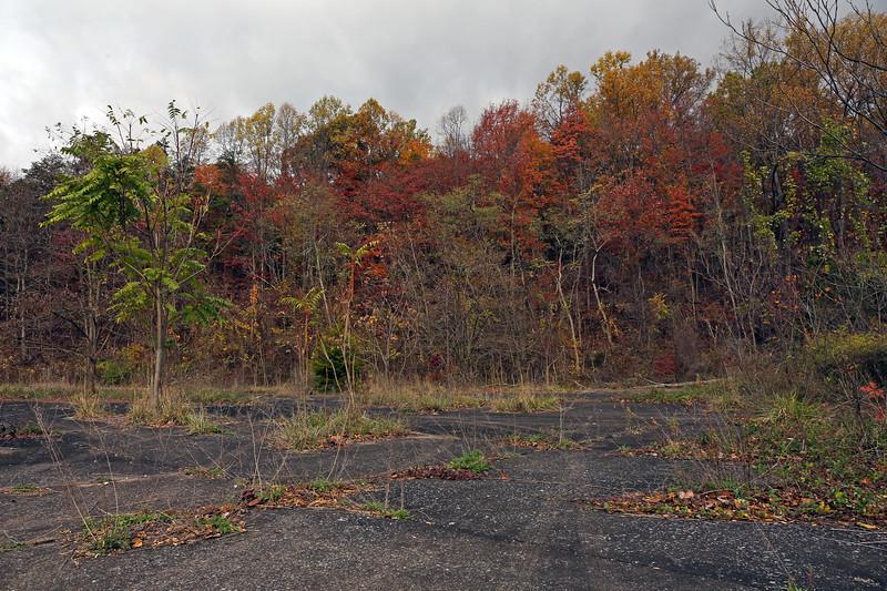 Abandoned Pennsylvania Turnpike