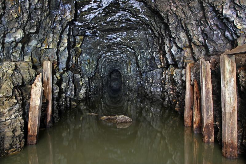 Negro Mountain Tunnel